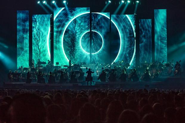 Koncert Hansa Zimmera w Ergo Arenie porwał publiczność do świata filmów.