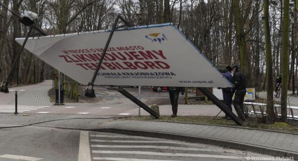 W Sopocie wszystkie reklamy muszą być już zgodne z uchwałą krajobrazową. Zasada ta nie dotyczy jeszcze tylko szyldów, informujących o prowadzonej działalności.