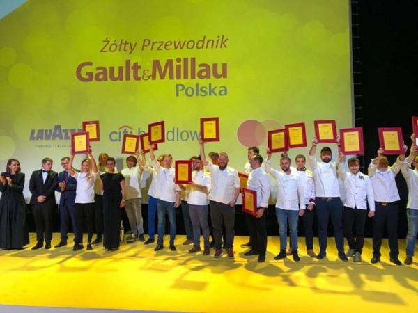 Podczas wczorajszej gali Gault&Millau nagrodzono najlepszych szefów kuchni z całej Polski.