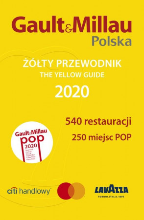 W tegorocznej edycji Żółtego Przewodnika znajdziemy 540 restauracji uznanych za najlepsze w Polsce, w tym kilkadziesiąt obiektów z Trójmiasta.
