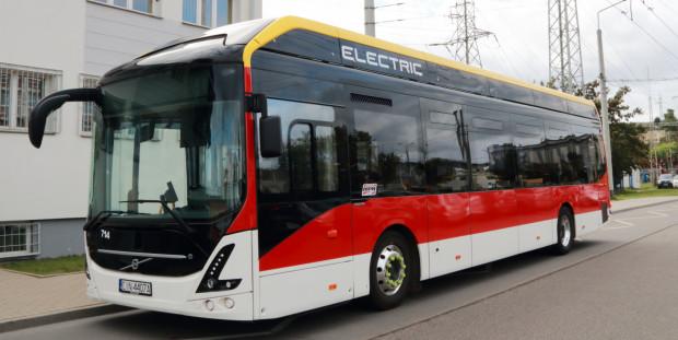 Elektryczne autobusy były już w tym roku testowane na ulicach Gdyni.