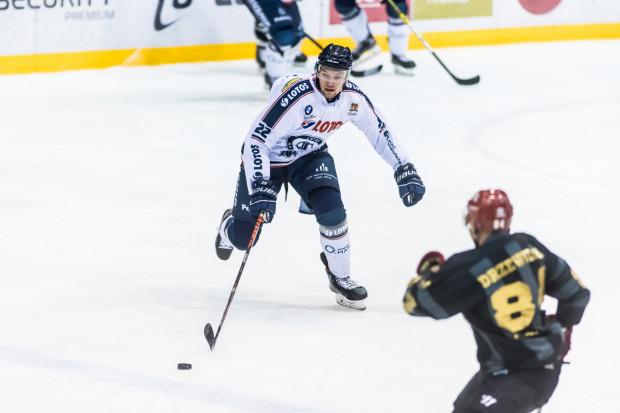 Ladislav Havlik złamał palec. Hokeista Lotosu PKH Gdańsk nie zagra przez kilka tygodniu.