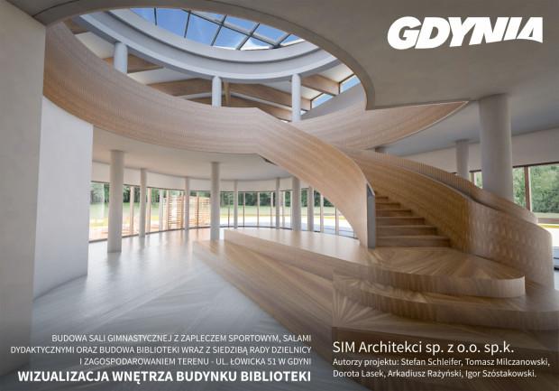 Na parterze centrum sąsiedzkiego w Małym Kacku znajdą się pomieszczenia do spotkań dla mieszkańców, zaś na piętrze dzielnicowa biblioteka. Budowa obiektu pochłonie 3,5 mln zł.