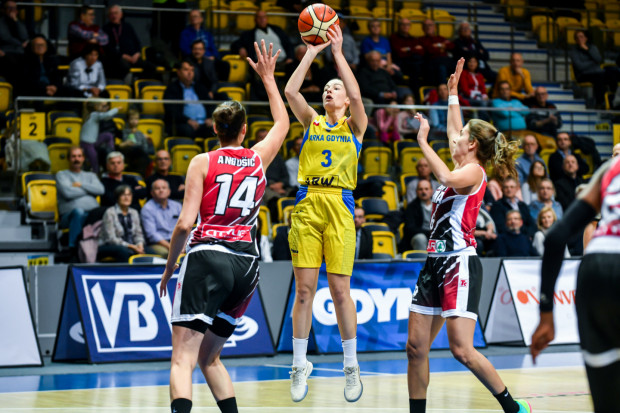 Angelika Slamova zna smak europejskich rozgrywek. W przeszłości rywalizowała w Eurolidze z Piešťanské Čajky, a także w Eurocup z tym samym zespołem i rumuńskim ACS Sepsi.