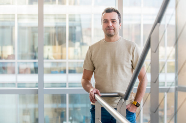 Mam nadzieję, że wiosną przyszłego roku będę mógł zdradzić więcej szczegółów na temat projektu Lab4Life - mówi Łukasz Osowski.