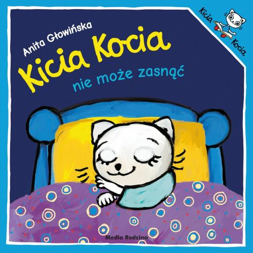 Seria książeczek o Kici Koci liczy już sobie kilkadziesiąt tytułów.