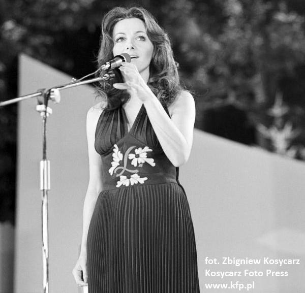 Piosenkarka Irena Jarocka będzie miała w Gdańsku swój pomnik.