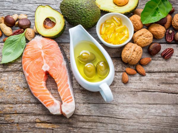 Wskazane są kwasy tłuszczowe omega-3.