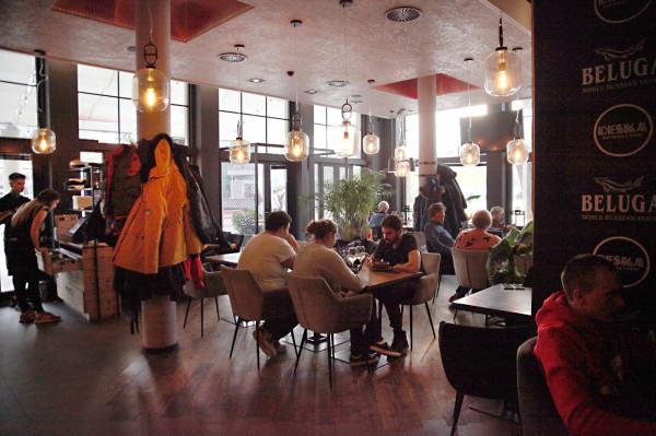 Restauracja Deska w Sopocie