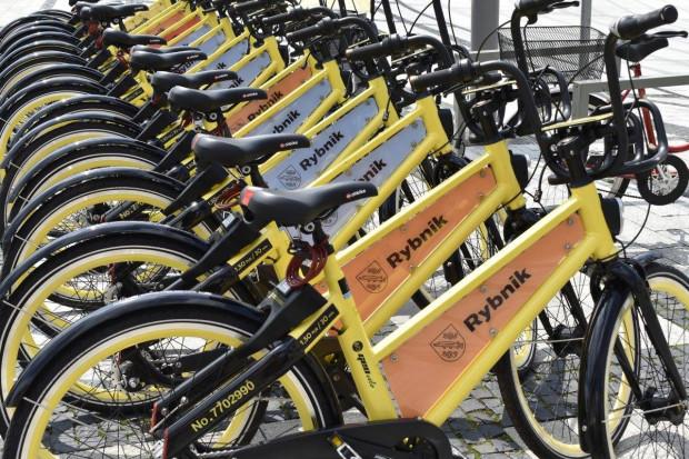 Chętnym do przejęcia roweru Mevo jest m.in. GeoVelo, operator roweru miejskiego w Rybniku.