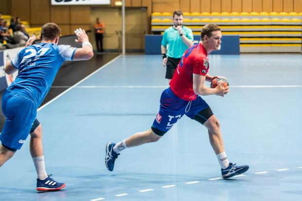 Wojciech Prymlewicz w środowym meczu z Chrobrym Głogów zdobył 7 bramek. Rzuty karne wykonywał ze stuprocentową skutecznością, a na 13 sekund przed końcem meczu doprowadził do remisu po 29:29.