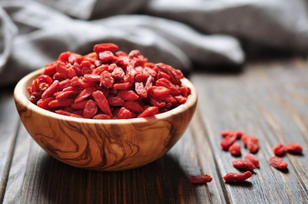 Jak przekonują eksperci, jagody goji mogą więc hamować rozwój komórek raka.