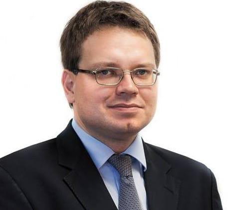 Adam Nieroda, wiceprzewodniczący gdańskiej PO