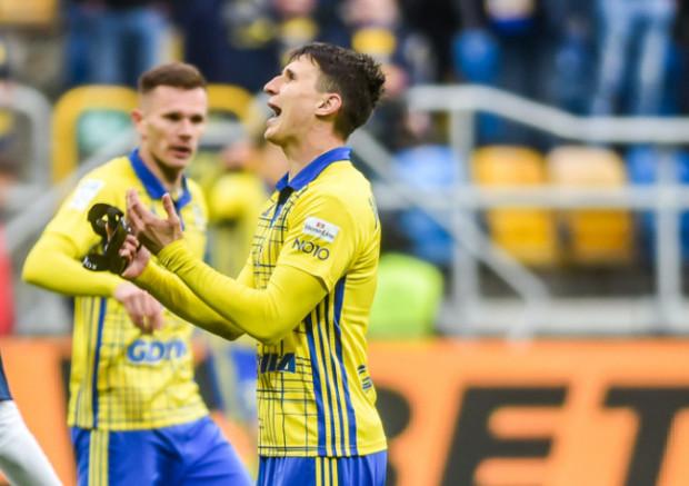 Maciej Jankowski strzelił, a Adam Deja asystował przy zwycięskim golu Arki Gdynia w meczu z Koroną w Kielcach.