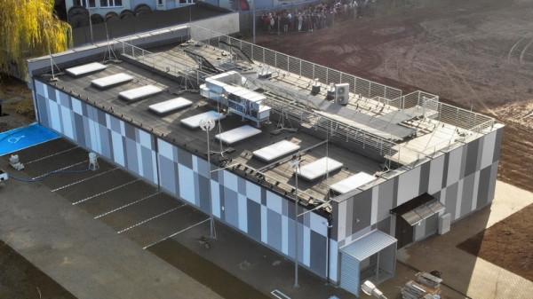Koszt budowy nowego budynku dydaktycznego wyniósł 2,6 mln zł.