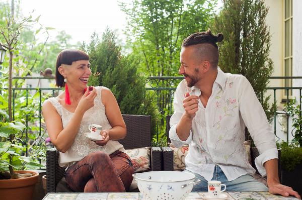 Jola Słoma i Mirek Trymbulak to eksperci od kuchni bezglutenowej i wegańskiej.