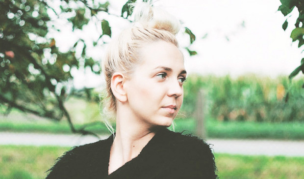 Marta Dymek, guru kuchni roślinnej.