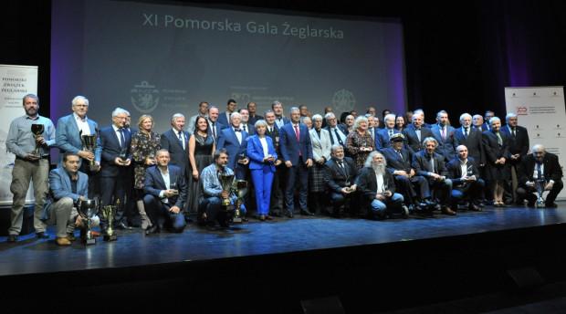 XI Pomorska Gala Żeglarska, Kryształowy Żagiel 2019 - triumfatorzy