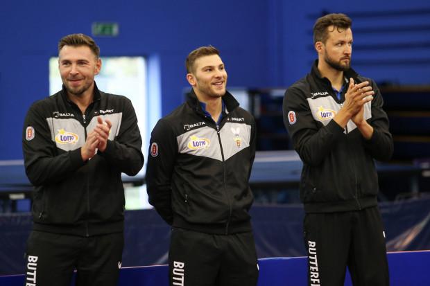 4 zwycięstwa i 7 porażek to dorobek tenisistów stołowych AZS AWFiS Balta Gdańsk po 1. rundzie Lotto Superligi.