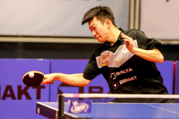 Khinhang Yu jest w zespole AZS AWFiS Balta Gdańsk od 7. kolejki Lotto Superligi.