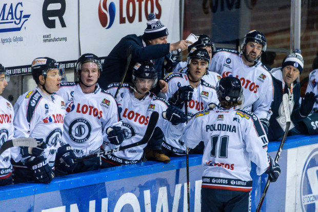 W najbliższych meczach Lotos PKH Gdańsk będzie musiał radzić sobie bez pięciu hokeistów.