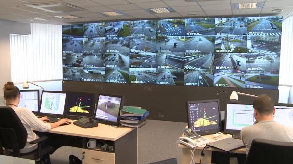 W ramach systemu Tristar działają m.in. dwa centra zarządzania i sterowania ruchem - w Gdyni (na zdjęciu) i w Gdańsku.