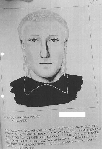 Portrety pamięciowe sporządzone do sprawy zabójstwa Kamili Sz.
