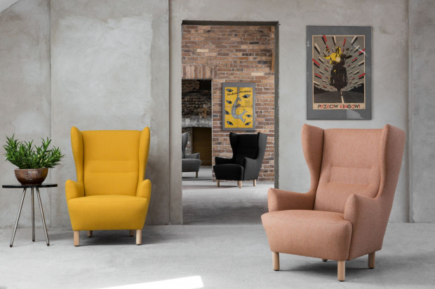 Jednym z rodzajów foteli są tzw. uszaki.