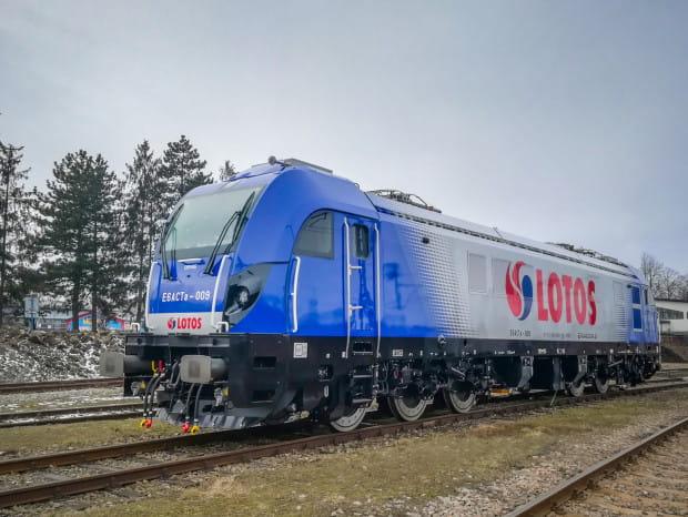 Spółka Lotos Kolej pozyskała sześć nowoczesnych lokomotyw Dragon 2 firmy Newag.