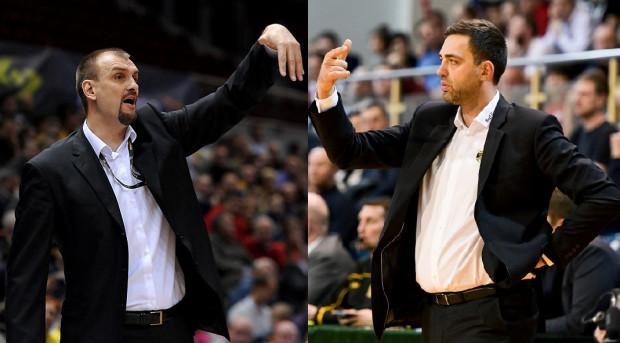 Marcin Stefański był koszykarzem Trefla Sopot, gdy w 2012 roku trenerem był Żan Tabak. Po latach obaj panowie zmierzą się jako szkoleniowcy.