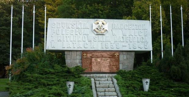 Bohaterscy harcerze mają w Gdyni swój pomnik.