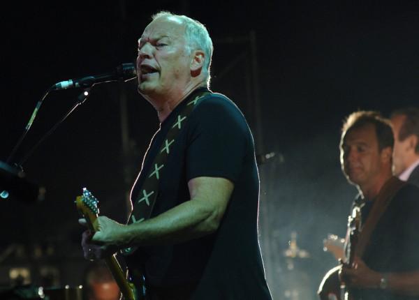 W Przestrzeni Wolności, czyli na terenach obecnego Młodego Miasta, wystąpił też David Gilmour z Pink Floyd.