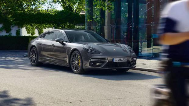 Porsche Panamera to najliczniej reprezentowany model w tegorocznym zestawieniu.