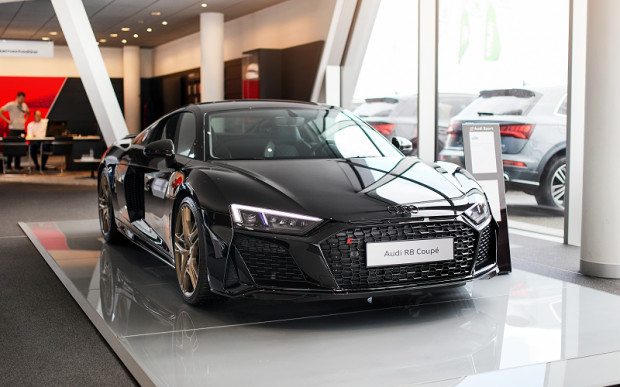 Audi R8 w limitowanej wersji.