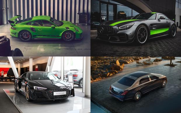 Porsche 911 GT3 RS, Mercedes-AMG GT R Pro, Audi R8, a może Mercedes-Maybach S 650 - kto wygrał tegoroczny ranking?