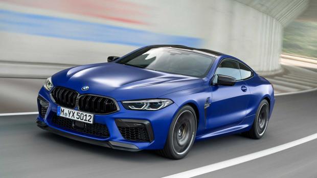Nie, to nie BMW M8 Coupe, sprzedane przez firmę Zdunek za ponad 975 tys. zł, wygrało tegoroczny ranking. Nowość bawarskiego producenta otarła się o topową dziesiątkę.