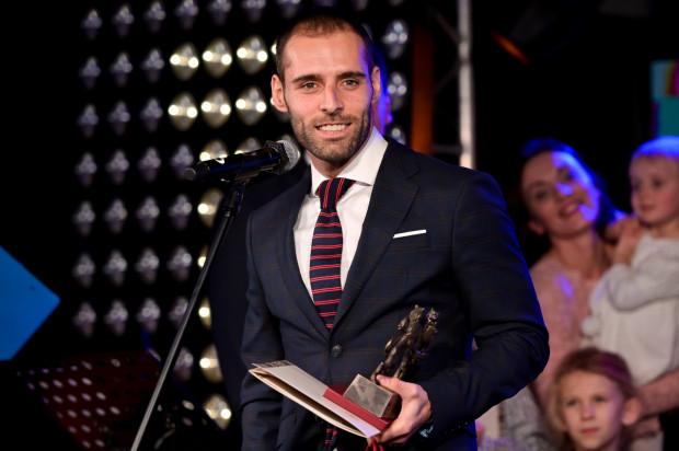 Flavio Paixao na XVII Gdańskiej Gali Sportu został ogłoszony najlepszym miejskim sportowcem 2019 roku.