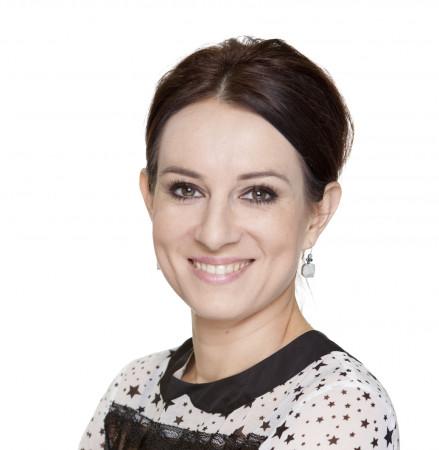 Dr Ewa Jarczewska-Gerc, psycholog z Uniwersytetu SWPS