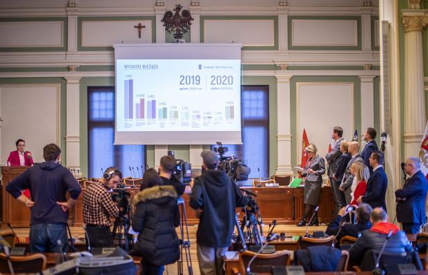 Założenia przyszłorocznego budżetu Gdańska przedstawiała, po raz pierwszy, prezydent Aleksandra Dulkiewicz.