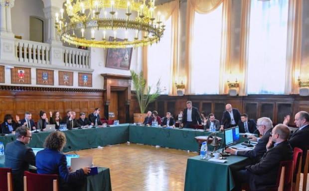 Na czwartkowej sesji, sopoccy radni przyjęli przyszłoroczny budżet.