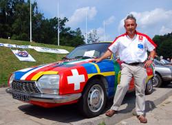 Alain Abadi z Francji i jego GS jednoczący Europę w latach 70tych XX wieku .
