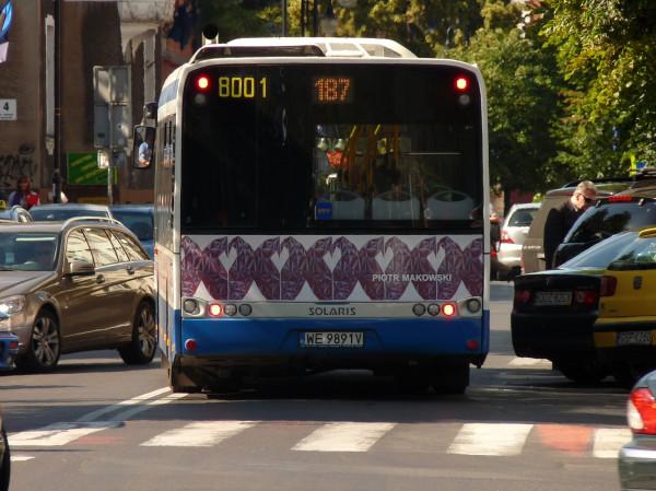 ..a tak wygląda sam Art Bus.