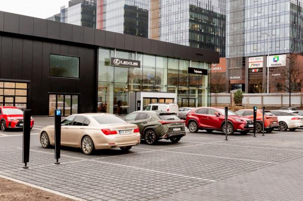 Gdański salon Lexusa został otwarty tuż przed świętami.