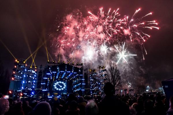 Miejskiego sylwestra będzie można świętować na Skwerze Kościuszki w Gdyni oraz w kilku lokalizacjach w Gdańsku.