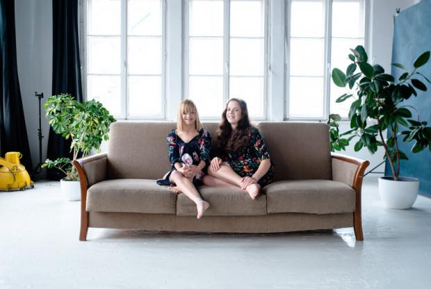 Agata Komorowska oraz Karina Turowska.