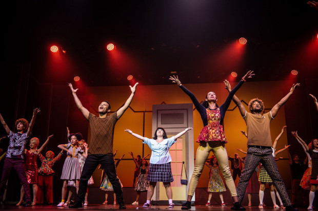 """Recenzja musicalu """"Hairspray"""" Teatru Muzycznego przeczytana została ponad 13 tys. razy."""