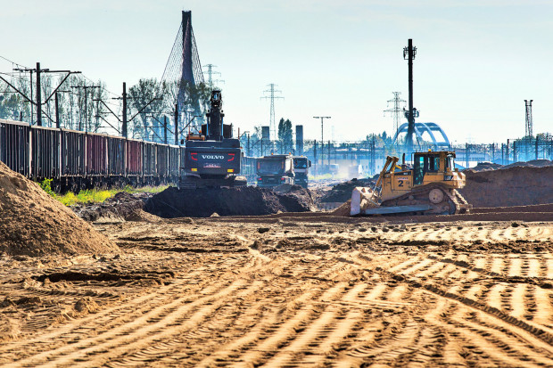 Na realizację projektów w trójmiejskich portach PKP PLK przeznaczy ponad 2,6 mld zł.