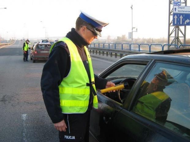 Policjanci z Trójmiasta w sylwestra i Nowy Rok prowadzili wzmożone kontrole trzeźwości kierowców.