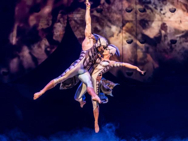 """W nadchodzących miesiącach fani widowisk będą mieli w czym wybierać. Na zdjęciu: Cirque du Soleil, przedstawienie """"OVO"""", 2018 rok."""
