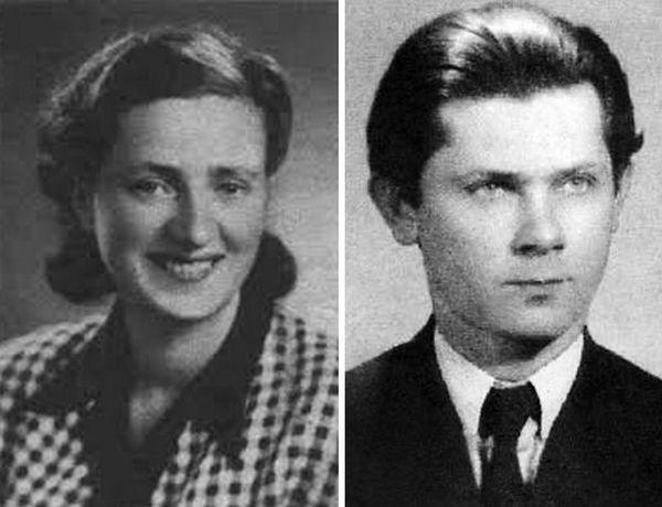 Halina Misiołek była miłością Zbigniewa Herberta. Poeta walczył o jej względy nawet wówczas, gdy związał się już z inną kobietą.